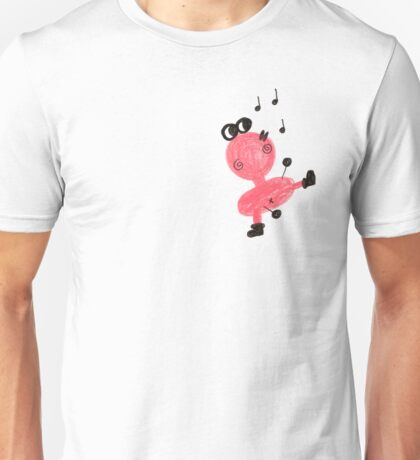 Cheap Print Folks : Red Blood Song Unisex T-Shirt