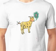 G is for Goat! Unisex T-Shirt