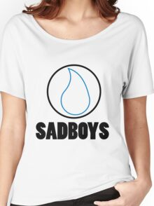 SADBOYS YUNG LEAN EMOTIONS Women's Relaxed Fit T-Shirt