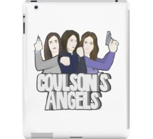 Coulson's Angels iPad Case/Skin
