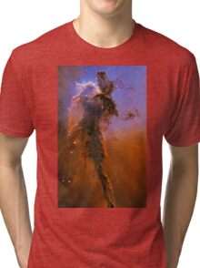 """Exclusive """" Space """" a 11 (c)(h) olao-olavia by okaio créations 2017 Tri-blend T-Shirt"""