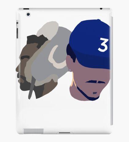 Chance and Gambino - The Worst Guys iPad Case/Skin