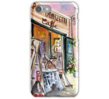 Bergamo Upper Town 01 iPhone Case/Skin