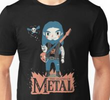 The Legend of Metal Unisex T-Shirt