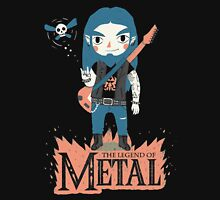 The Legend of Metal Unisex T-Shirt