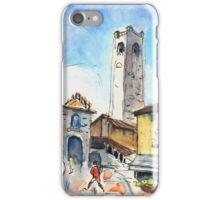 Bergamo Upper Town 03 iPhone Case/Skin