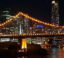 Storey Bridge  by Wayne  Nixon  (W E NIXON PHOTOGRAPHY)
