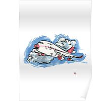 A is for Aeroplane! Poster