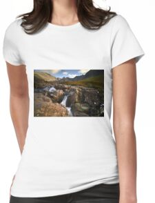 The Fairy Pools Womens Fitted T-Shirt