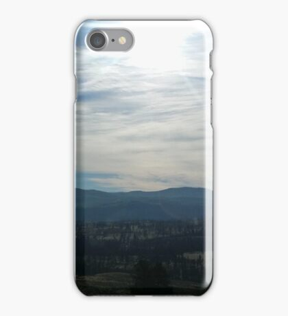 Wilderness, What more do you want? iPhone Case/Skin