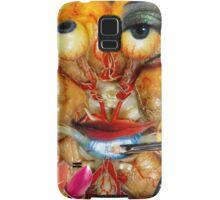 Makeup of the Brain Samsung Galaxy Case/Skin