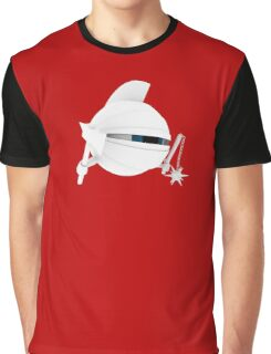 white knEYEts 5 Graphic T-Shirt