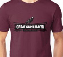 Great Odin's Raven! Single Malt Scotch Unisex T-Shirt