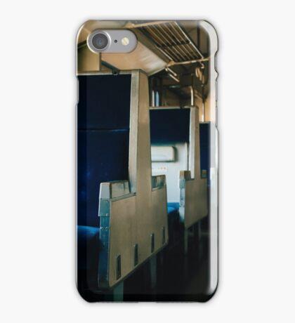 Empty Train iPhone Case/Skin