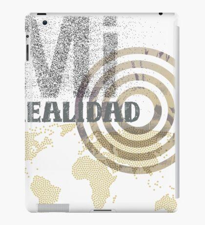 Mi realidad indiepop iPad Case/Skin