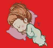 Sleepy Banshee Kids Tee