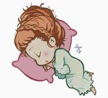 Sleepy Banshee One Piece - Short Sleeve