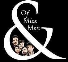 Of Mice & Men Faces by Steven Mcloughlin