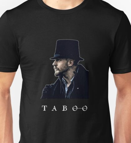 Taboo Hardy Unisex T-Shirt
