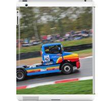 Truck Racing iPad Case/Skin