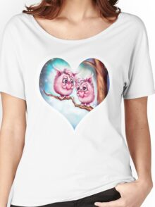 Little Love Monsters - Valentine's Day Women's Relaxed Fit T-Shirt