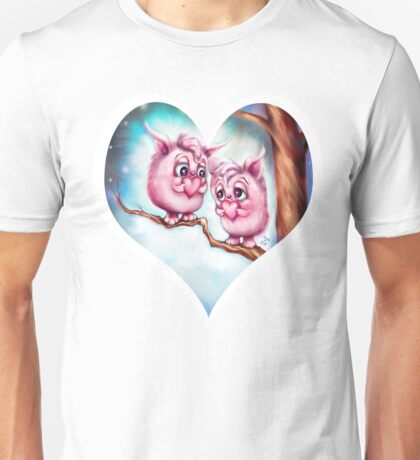 Little Love Monsters - Valentine's Day Unisex T-Shirt