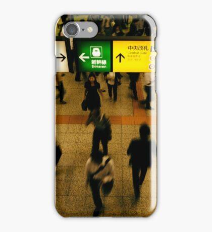 Ueno Station iPhone Case/Skin