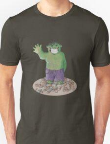 Hulk Smash Puny Blocks!!! T-Shirt