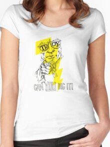 Troy NY, Home of Uncle Sam! Women's Fitted Scoop T-Shirt