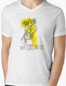 Troy NY, Home of Uncle Sam! Mens V-Neck T-Shirt