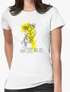 Troy NY, Home of Uncle Sam! Womens Fitted T-Shirt