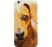 Abstract Izzy iPhone Case/Skin