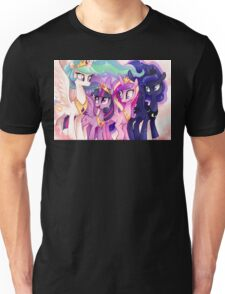 My Little Pony: Princesses Unisex T-Shirt