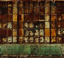 The Rust Wall by Bethany Helzer