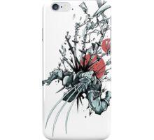 Wolverine - Red Sun iPhone Case/Skin