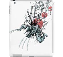 Wolverine - Red Sun iPad Case/Skin
