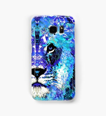 Beauty And The Beast - Lion Art - Sharon Cummings Samsung Galaxy Case/Skin