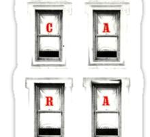 Led Zeppelin Physical Frames Sticker