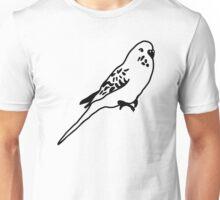 Budgie parakeet Unisex T-Shirt