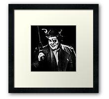 Uncle Barf Framed Print