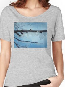 cherry frost Women's Relaxed Fit T-Shirt