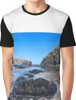 Bushrangers Bay, Cape Schanck, Mornington Peninsula, Victoria, Australia. Graphic T-Shirt