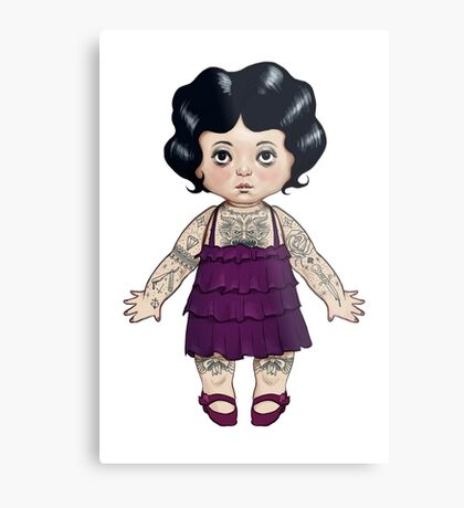 Dollie Metal Print