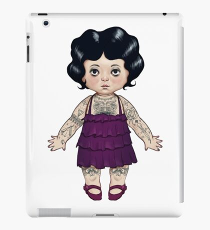 Dollie iPad Case/Skin