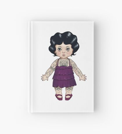 Dollie Hardcover Journal
