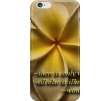 ~paramnesia~ (snippet) iPhone Case/Skin
