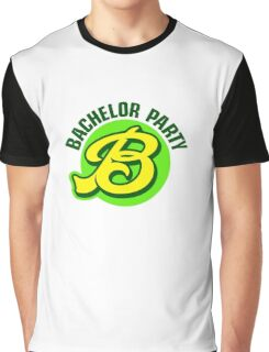 Bachelor / Stag Party Graphic T-Shirt