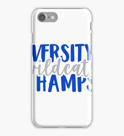 University of New Hampshire - Wildcats iPhone Case/Skin