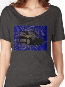 Psychedelic mini cooper Women's Relaxed Fit T-Shirt