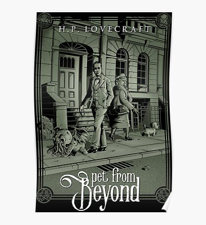 Pet From Beyond Poster